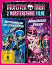 Monster High - Monsterkrass verliebt/Wettrennen um das Schulwappen (BLU-RAY) für 14,99 Euro