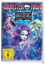 Monster High: Verspukt - Das Geheimnis der Geisterketten (DVD) für 8,99 Euro
