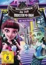 Monster High - Willkommen an der Monster High (DVD) für 8,99 Euro