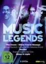 Music Legends DVD-Box (DVD) für 35,99 Euro