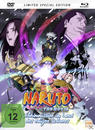 Naruto - The Movie - Geheimmission im Land des ewigen Schnees Limited Special Edition (BLU-RAY + DVD) für 17,99 Euro