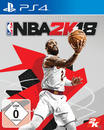 NBA 2K18 - Standard Edition (PlayStation 4) für 55,00 Euro