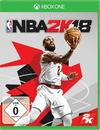 NBA 2K18 - Standard Edition (Xbox One) für 55,00 Euro