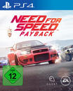 Need for Speed Payback (PlayStation 4) für 24,99 Euro