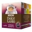 Espresso Ristretto Kaffeekapseln stärker als der Espresso 16 Stück