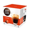 Caffe Lungo Dolce Gusto Kaffeekapseln 100% Arabica-Bohnen 16 Stück