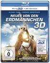 Neues von den Erdmännchen - Neue Abenteuer in der Kalahari-Wüste (Bluray 3D) für 7,99 Euro