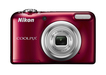 Nikon Coolpix A10 Kit Digitalkamera 16,1MP 2,7'' TFT-Display inkl. Tasche für 74,89 Euro