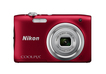 Coolpix A100 Digitalkamera 6,7cm/2,7'' 20,1MP HD 5fach Zoom