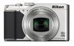 Nikon COOLPIX S9900 Digitalkamera 7,5cm/3'' 16,1MP 30fach WLAN Full-HD für 249,00 Euro