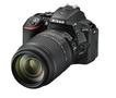 Nikon D5500 Spiegelreflexkamera 8,13cm/3,2'' 24,2MP + AF-S DX 18-105 VR für 1.099,00 Euro