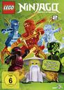Ninjago - 2. Staffel - Folge 14 - 26 (DVD) für 14,99 Euro