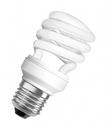 Osram Duluxstar Mini Twist Energiesparlampe E14 12W 660 lm 2700 K warmweiß Weiß für 4,49 Euro