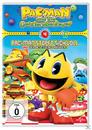 PAC-MAN und die Geisterabenteuer Volume 4 - Pac-Man stopft sich voll/Der besessene Präsident (DVD) für 7,99 Euro