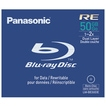 Panasonic BD-RE 50GB 2x für 16,99 Euro