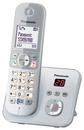 Panasonic KX-TG6821GS schnurloses Telefon Anrufbeantworter Eco Modus für 39,99 Euro