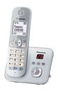 Panasonic KX-TG6823 schnurloses Telefon mit Anrufbeantworter 30min für 69,99 Euro