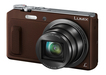 Panasonic Lumix DMC-TZ58 Digitalkamera 7,62cm/3'' 16MP 20fach Full-HD für 179,99 Euro