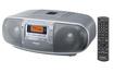 Panasonic RX-D50 Boombox UKW MW CD MP3 Kassette für 134,99 Euro