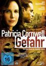 Patricia Cornwell: Gefahr (DVD) für 7,99 Euro