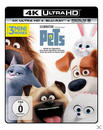 Pets (4K Ultra HD BLU-RAY + BLU-RAY) für 29,99 Euro
