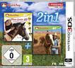 Pferd & Pony 2in1: Mein Gestüt 3D & Mein Westernpferd 3D (Software Pyramide) (Nintendo 3DS) für 20,00 Euro