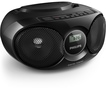 Philips AZ318B/12 CD-Player USB AUX-IN Shuffle/Repeat Funktion für 69,99 Euro