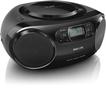 Philips AZB500B CD-Player DAB+/UKW Audio-In Netz-/Batteriebetrieb für 79,99 Euro