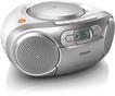 Philips AZ127 Boombox UKW CD Kassette AUX für 49,99 Euro