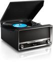 Philips OTT2000B/12 Kompaktanlage/Plattenspieler CD USB Bluetooth LP für 139,00 Euro