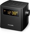 Philips AJ4300B Radiowecker UKW Schlummerfunktion mit Alarmwiederholung für 44,99 Euro