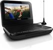 Philips PD7025/12 Tragbarer DVD-Player 17,8cm/7'' LCD TFT DVB-T für 129,00 Euro