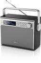 Philips AE5020B/12 Kofferradio DAB UKW Netzstrom-/ Akkubetrieb für 69,99 Euro