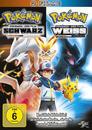 POKÉMON: Der Film - Schwarz & Weiß - 2 Disc DVD (DVD) für 5,49 Euro