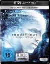 Prometheus - Dunkle Zeichen - 2 Disc Bluray (4K Ultra HD BLU-RAY + BLU-RAY) für 29,99 Euro