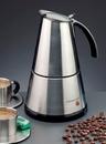Rommelsbacher EKO 366/E El Presso deluxe Espressokocher 3-6 Tassen für 65,99 Euro