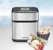Rommelsbacher IM 12 4in1 Eismaschine für Eis, Frozen Yogurt, Sorbet, Slush für 69,99 Euro