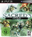 Sacred 3 First Edition (Playstation3) für 49,00 Euro