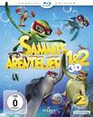 Sammys Abenteuer 1 & 2 Special 2-Disc Edition (Bluray 3D) für 22,99 Euro