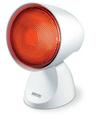 Sanitas SIL 16 Infrarotlampe 150W 5 Neigungsstufen Pressglaskolben für 24,99 Euro