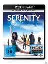 Serenity - Flucht in neue Welten (4K Ultra HD BLU-RAY + BLU-RAY) für 29,99 Euro