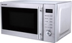 Sharp R-60STW Mikrowelle 800/1000W 20l 5 Stufen 8 Programme 25,5 cm für 119,99 Euro