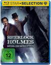 Sherlock Holmes 2 - Spiel im Schatten Star Selection (BLU-RAY) für 9,99 Euro