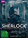 Sherlock - Staffel 4 - 2 Disc DVD (DVD) für 19,99 Euro
