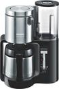 Siemens TC86503 Thermo-Filterkaffeemaschine 1100W 8/12 Tassen für 98,99 Euro