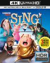 Sing (4K Ultra HD BLU-RAY + BLU-RAY) für 25,99 Euro