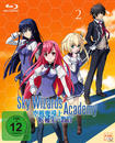 Sky Wizards Academy - Vol 2 (Episoden 7-12+OVA) (BLU-RAY) für 49,99 Euro