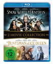Snow White & the Huntsman / The Huntsman & The Ice Queen - 2 Disc Bluray (BLU-RAY) für 19,99 Euro