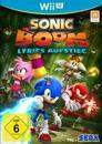 Sonic Boom Lyrics Aufstieg (Nintendo Wii U) für 14,99 Euro