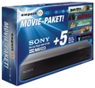 Sony BDP-S 1700 5-BUNDLE FSK 16 Blu-ray Player inkl. 5 Blu-Rays für 79,99 Euro